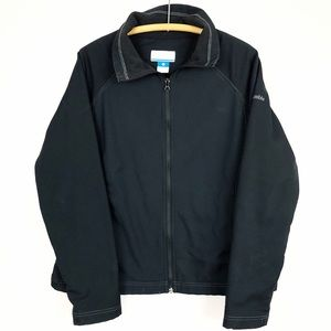 Columbia soft shell jacket
